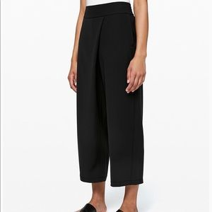 NWT lululemon with the flow pant